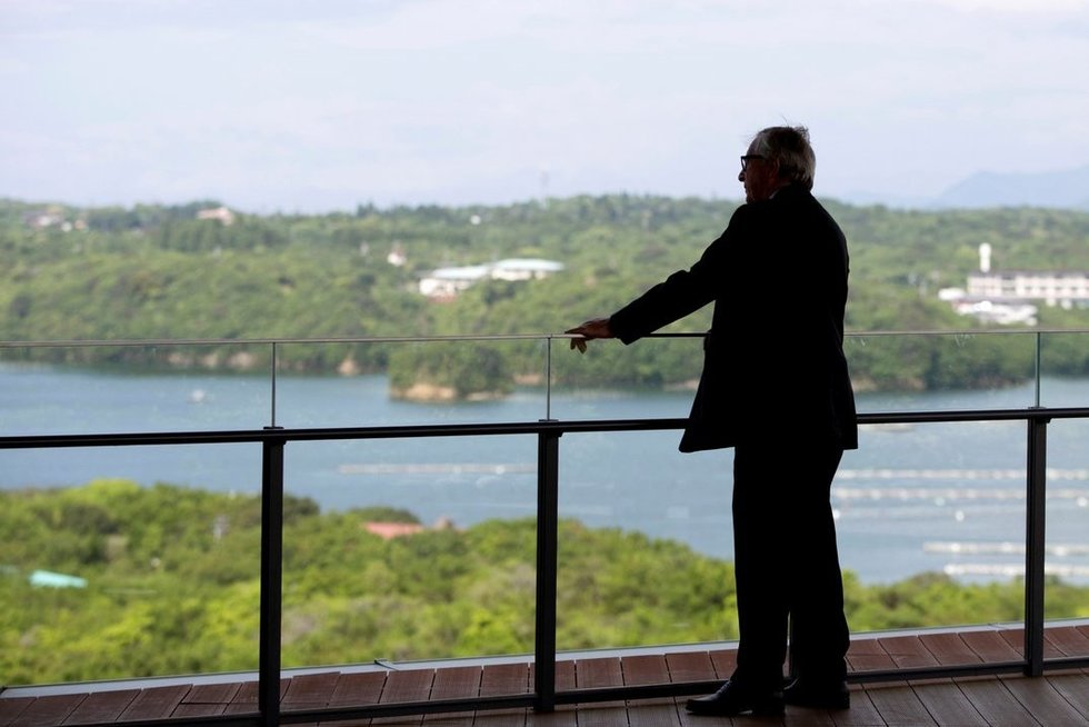 J. C. Junckeris (nuotr. SCANPIX)