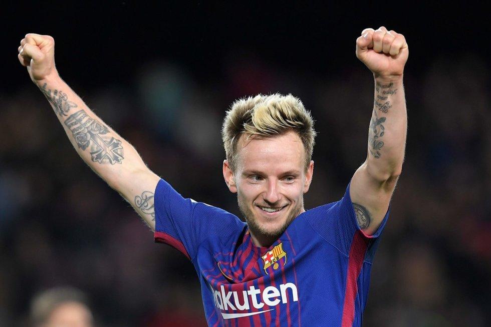"""Barcelona"" – Vigo ""Celta"" 5:0 (nuotr. SCANPIX)"