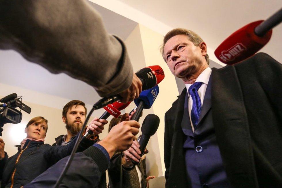 Rolandas Paksas: tai yra nedemokratiškiausi rinkimai Lietuvos istorijoje (nuotr. Fotodiena.lt)
