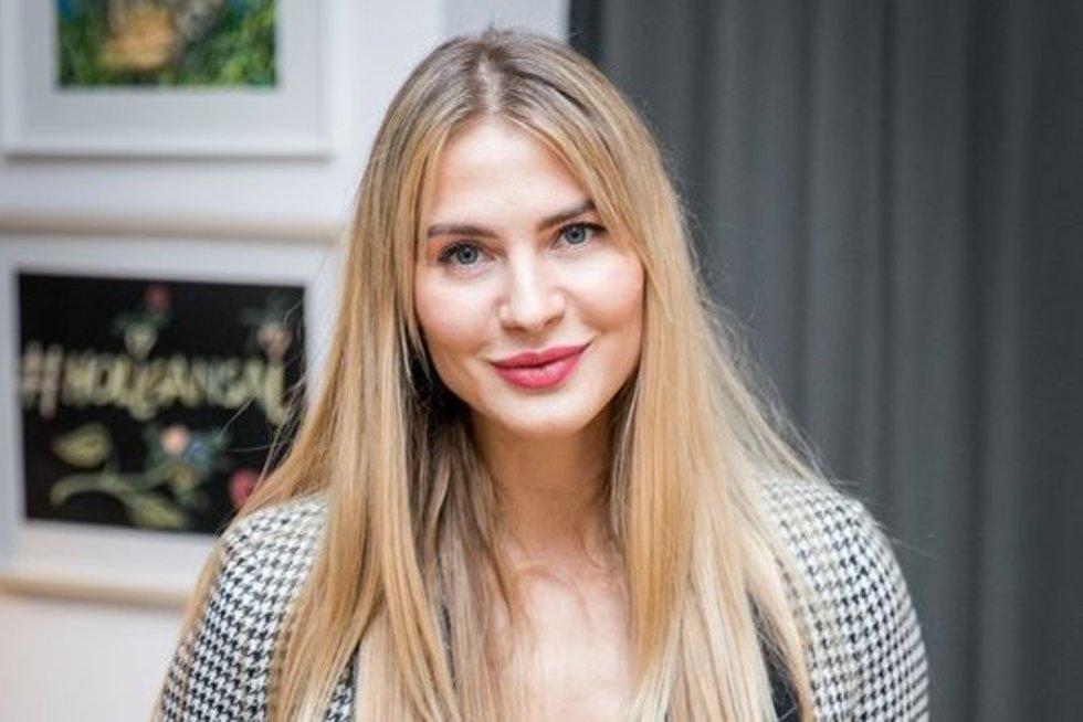 Simona Starkutė (nuotr. Organizatorių)