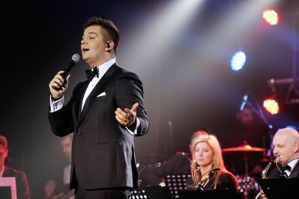 Dainotas Varnas pristatė albumą (nuotr. Dainius Čėpla)
