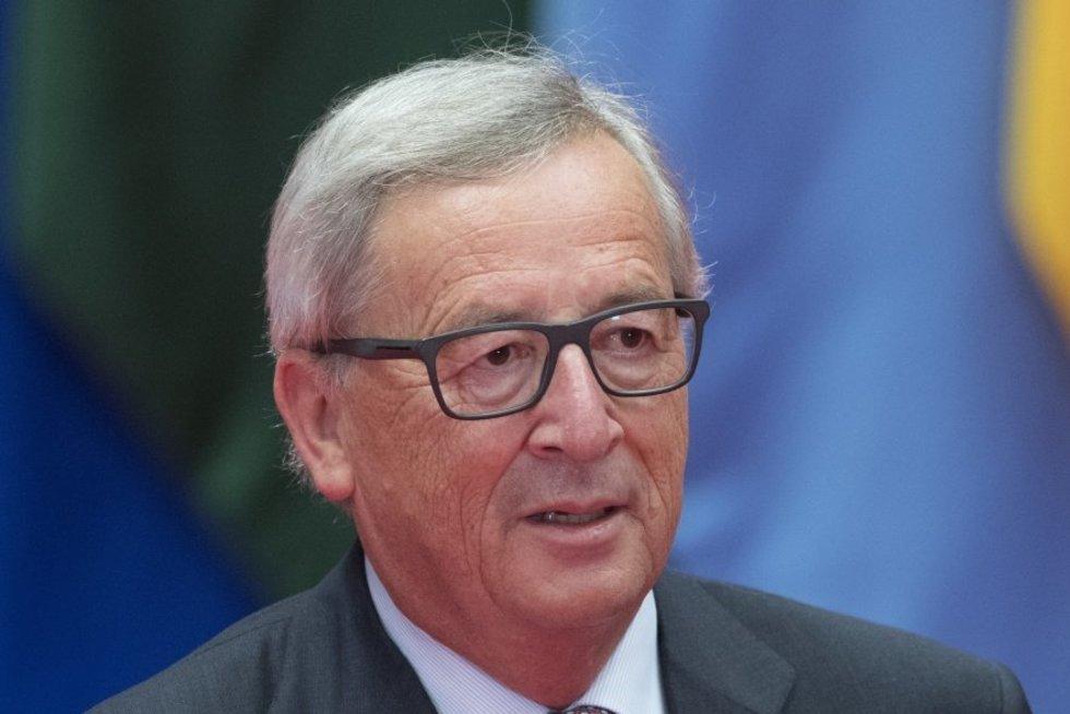 ES ragina Londoną greičiau išstoti ir ramina dėl sąjungos ateities (nuotr. SCANPIX)