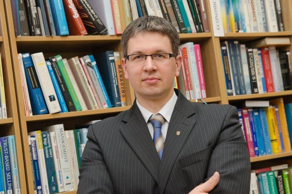 Rytis Krušinskas (nuotr. asm. archyvo)