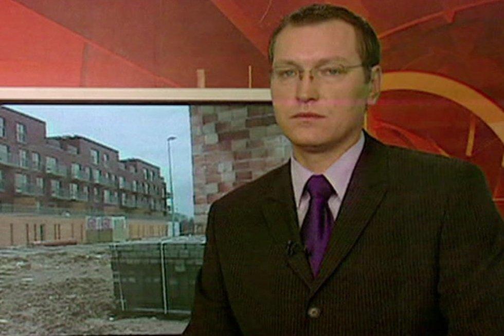 Audrius Gelžinis (nuotr. TV3)