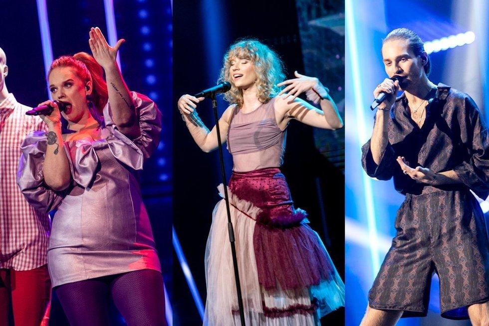 """Nacionalinės """"Eurovizijos 2020"""" atrankos filmavimas(nuotr. Paulius Peleckis) (Fotobankas)"""