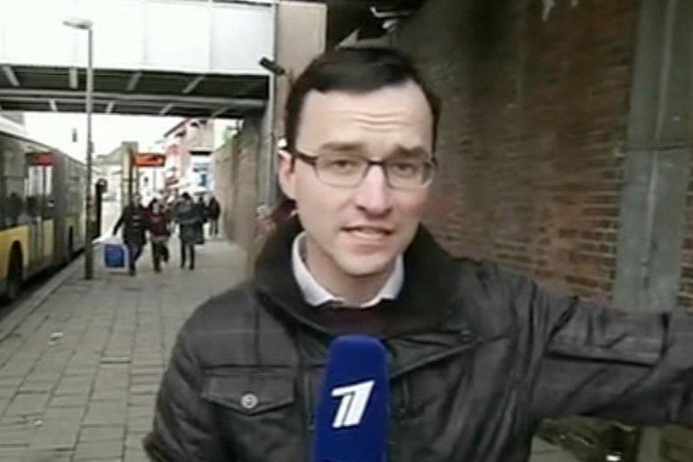 Rusų žurnalistas Ivan Blagoj