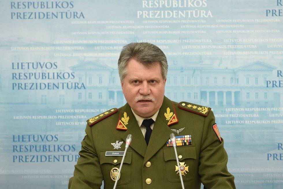 Jonas Vytautas Žukas (nuotr. Fotodiena.lt)