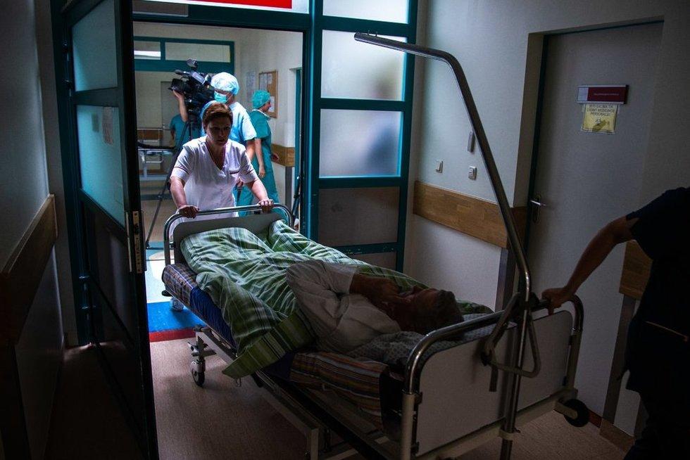 Ligoninė (asociatyvi nuotr.) (nuotr. Fotodiena/Justino Auškelio)