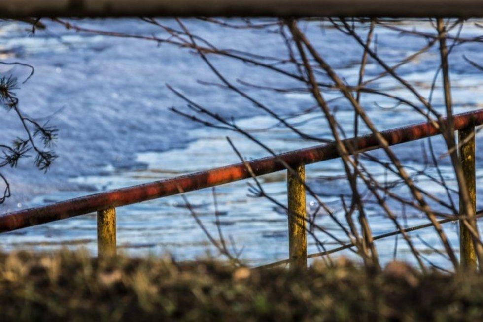 Specialistai skambina pavojaus varpais: vandens lygis Aukštaitijos upėse nekrenta (Gedimino BALČIŪNO nuotr.)