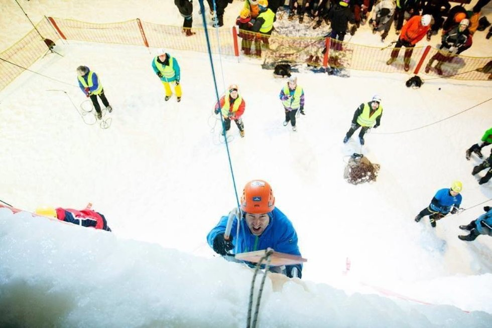 Alpinizmo varžybos (nuotr. lteam.lt)