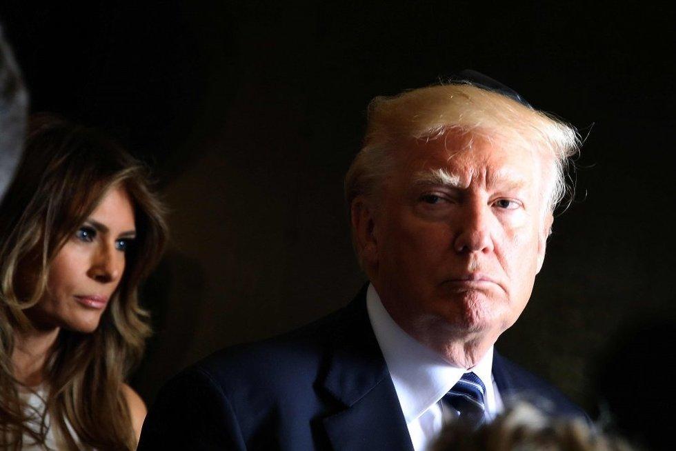 Donaldo Trumpo neprognozuojamumo grėsmė pasauliui (nuotr. SCANPIX)