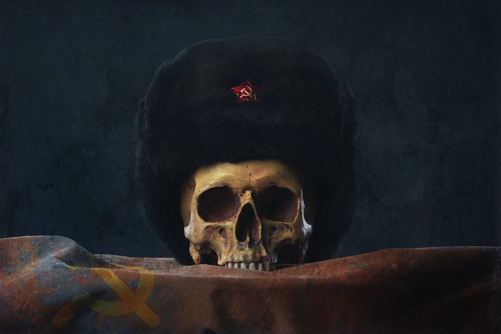 Rusija vis dažniau taiko Stalino režimo metodus (nuotr. Fotolia.com)