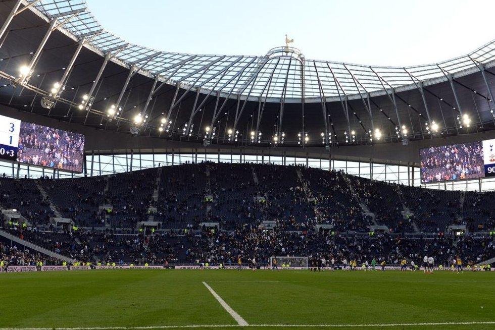 """Naujasis """"Tottenham"""" stadionas  (nuotr. SCANPIX)"""