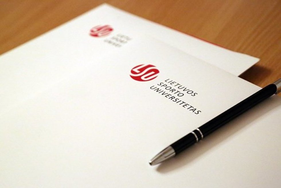 Lietuvos sporto universitetas (nuotr. LSU)
