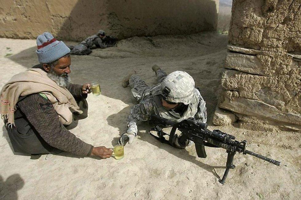 (nuotr. Rafiq Maqbool / AP) (