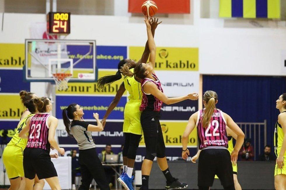 Jocytės ekipa patyrė nesėkmę (nuotr. FIBA Europe)