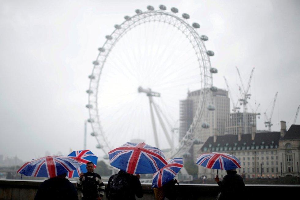 Londonas (nuotr. SCANPIX)