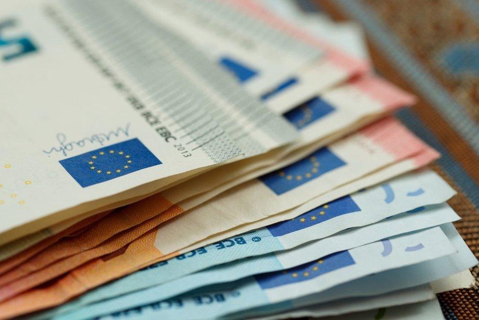 Eurai (nuotr. 123rf.com)
