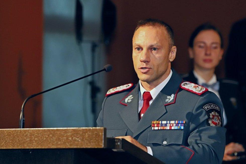 Linas Pernavas (nuotr. Policijos departamento)