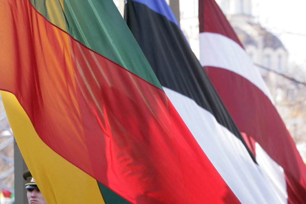 Baltijos šalys (nuotr. SCANPIX)