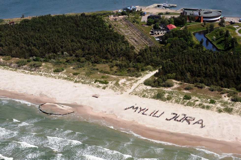 Smiltynė (nuotr. Fotodiena.lt/Alfredo Pliadžio)