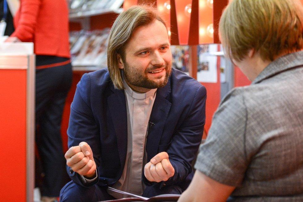 Algirdas Toliatas (nuotr. Justinas Auškelis) (nuotr. Fotodiena.lt)