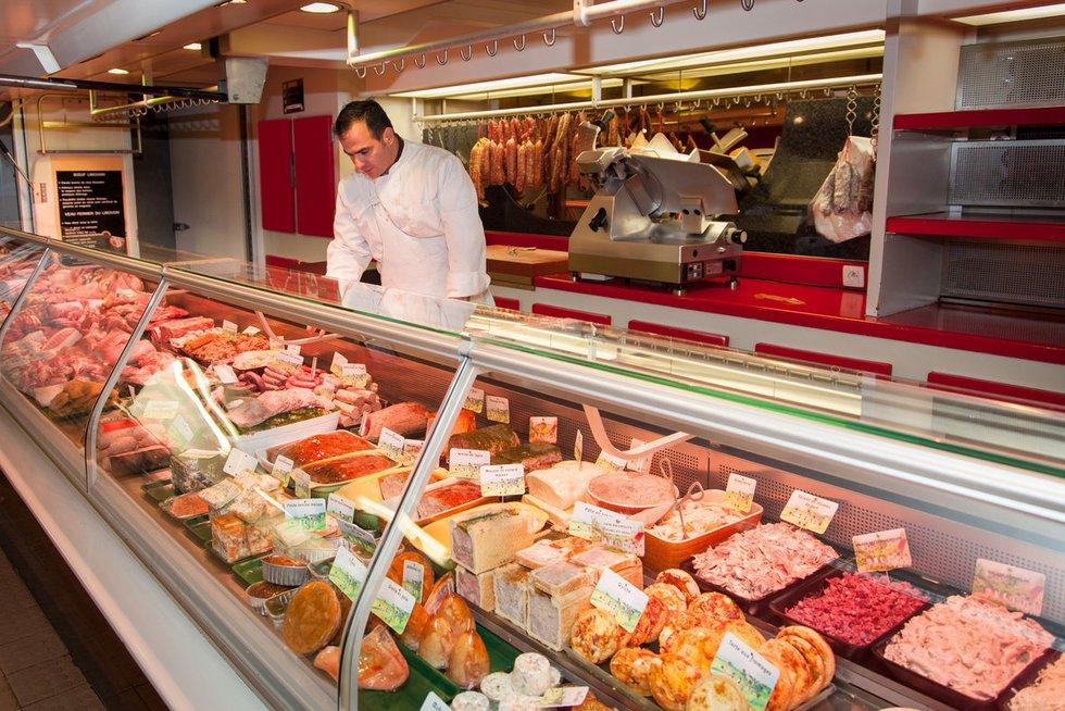 Mėsos produktai (nuotr. Fotolia.com)