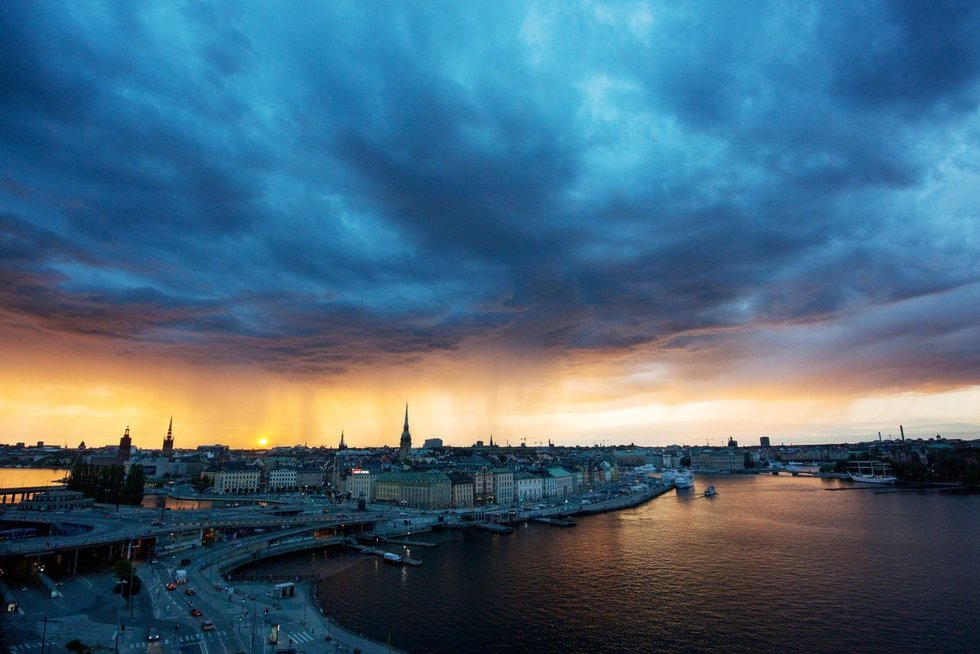 Švedija, Stokholmas (nuotr. SCANPIX)