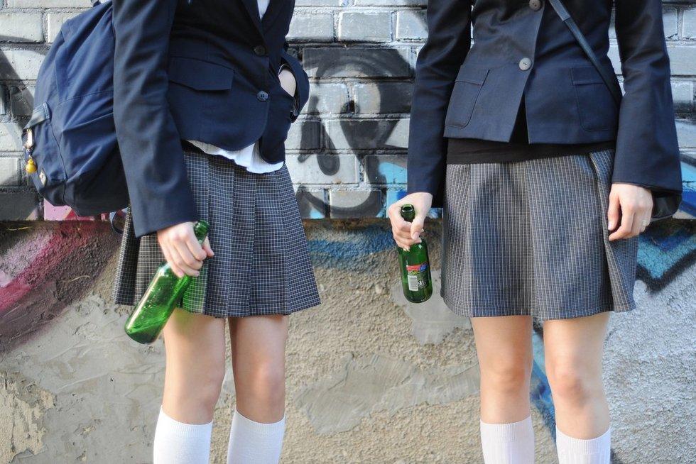 Alkoholis (nuotr. BFL)