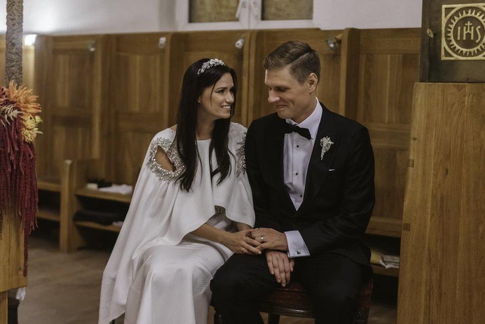 Nora ir Marius Žaliūkai (nuotr. asm. archyvo)
