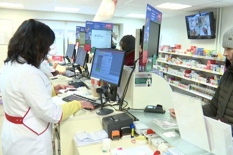 Vaistinė (nuotr. TV3)