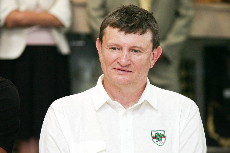 Sergejus Jovaiša (nuotr. BFL)