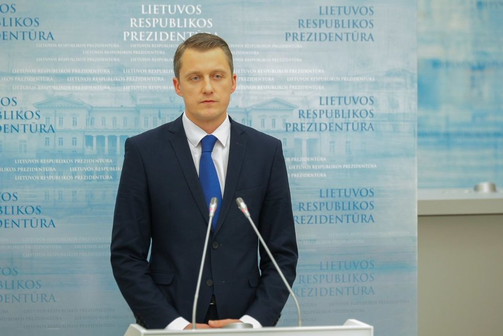Žygimantas Vaičiūnas (nuotr. Danieliaus Masiulio)