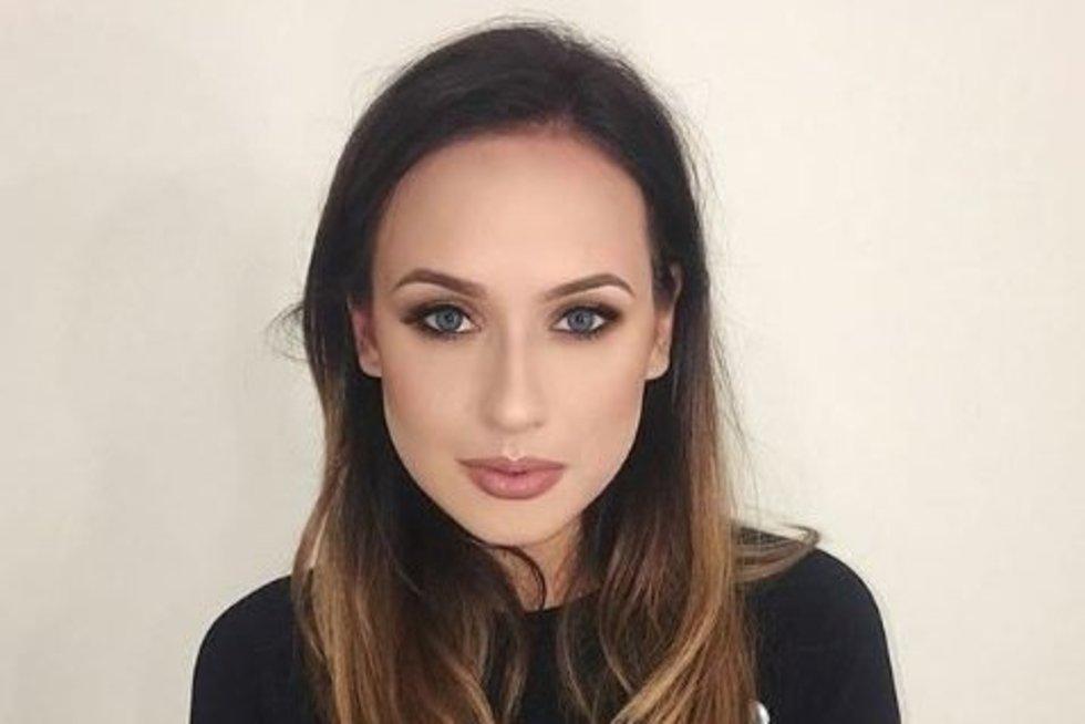 Viktorija Šaulytė (nuotr. Instagram)