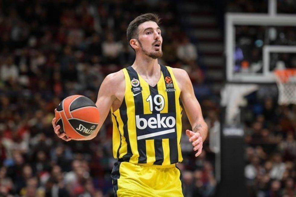 N. De Colo (nuotr. Euroleague Basketball)