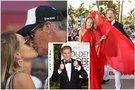 Davidas Hasselhoffas su 28-eriais metais jaunesne žmona Halsey (nuotr. SCANPIX)