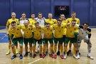 Futsal rinktinė (nuotr. LFF.lt)