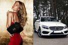 Simona Starkutė parduoda automobilį (tv3.lt fotomontažas)