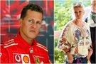 Michaelis Schumacheris su žmona Corinna (tv3.lt fotomontažas)