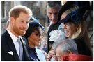 Princas Harry, Meghan Markle ir Chelsy Davy (tv3.lt fotomontažas)
