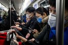 Kinijoje viruso protrūkis (nuotr. SCANPIX)