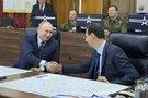 Damaske viešintis V. Putinas susitiko su B. al Assadu (nuotr. SCANPIX)
