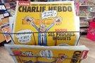 """Žiaurų susidorojimą patyrusi """"Charlie Hebdo"""" vėl susilaukė grasinimų dėl karikatūros (nuotr. SCANPIX)"""