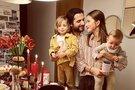 Patricija Gadžijeva su šeima