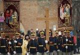 Rumunijos karaliaus laidotuvėse dalyvavo tūkstančiai piliečių, Europos karališkieji asmenys