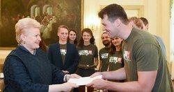 Skaudi praeitis nulėmė doktoranto gyvenimo tikslą –  ateitį kurti Lietuvoje