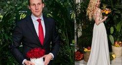 Modeliu tapusią I. Stumbrienę sveikino vyras: toks žmonos nurodymas