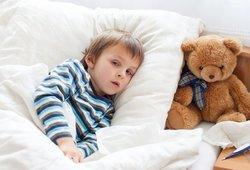 4-metis mirė nuo gripo, nes motina atsisakė duoti jam vaistų