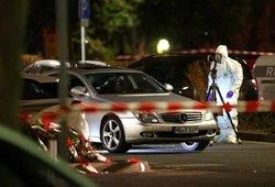 Kruvinos šaudynės Vokietijoje, pranešama apie žuvusiuosius