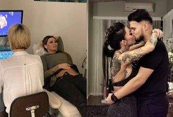 Neseniai susižadėjusi lietuviškoji Kardashian laukiasi: išsipildė svajonė